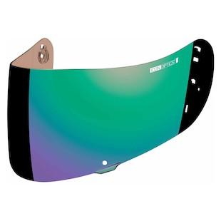 Icon Optics Face Shield (Color: RST Green Mirror) 847846