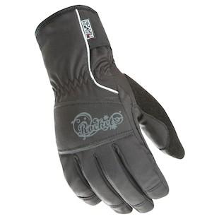 Joe Rocket Ballistic 7.0 Women's Gloves (Color: Black / Size: LG) 848397