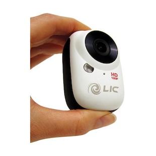 Liquid Image EGO HD Mountable Camera (Color: White)