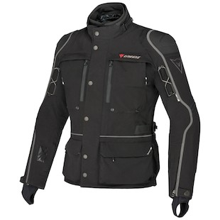 Dainese Teren D-Dry Jacket (Color: Black/Black / Size: 56) 854485