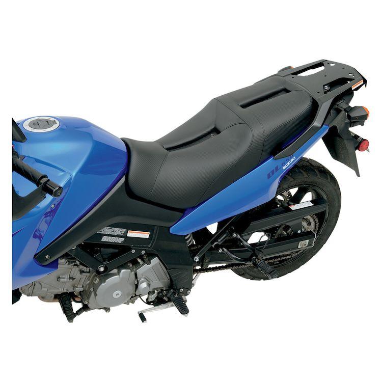 Saddlemen Gel-Channel Track-CF Seat Suzuki V-Strom 650/1000