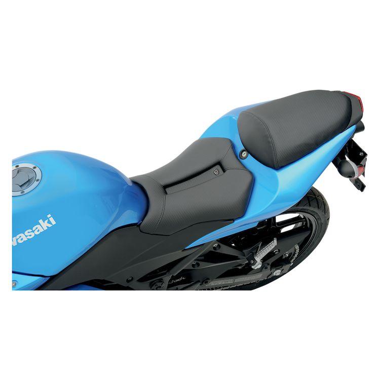 Saddlemen Gel-Channel Track-CF Seat Kawasaki Ninja ZX10R 2011-2015