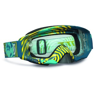 Scott Tyrant Goggles (Color: Vinyl Green/Yellow / Lens: Clear) 864188