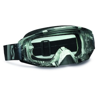 Scott Tyrant Goggles (Color: Tangent Grey / Lens: Clear) 864162