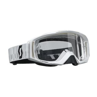 Scott Tyrant Goggles (Color: White / Lens: Clear) 814682