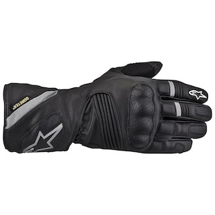Alpinestars Stella WR-3 Gore-Tex Gloves (Size XS Only) (Color: Black / Size: XS) 844353