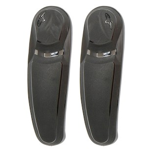Alpinestars Replacement Toe Sliders 2011-2012 SMX Plus Boots (Color: Black) 825892