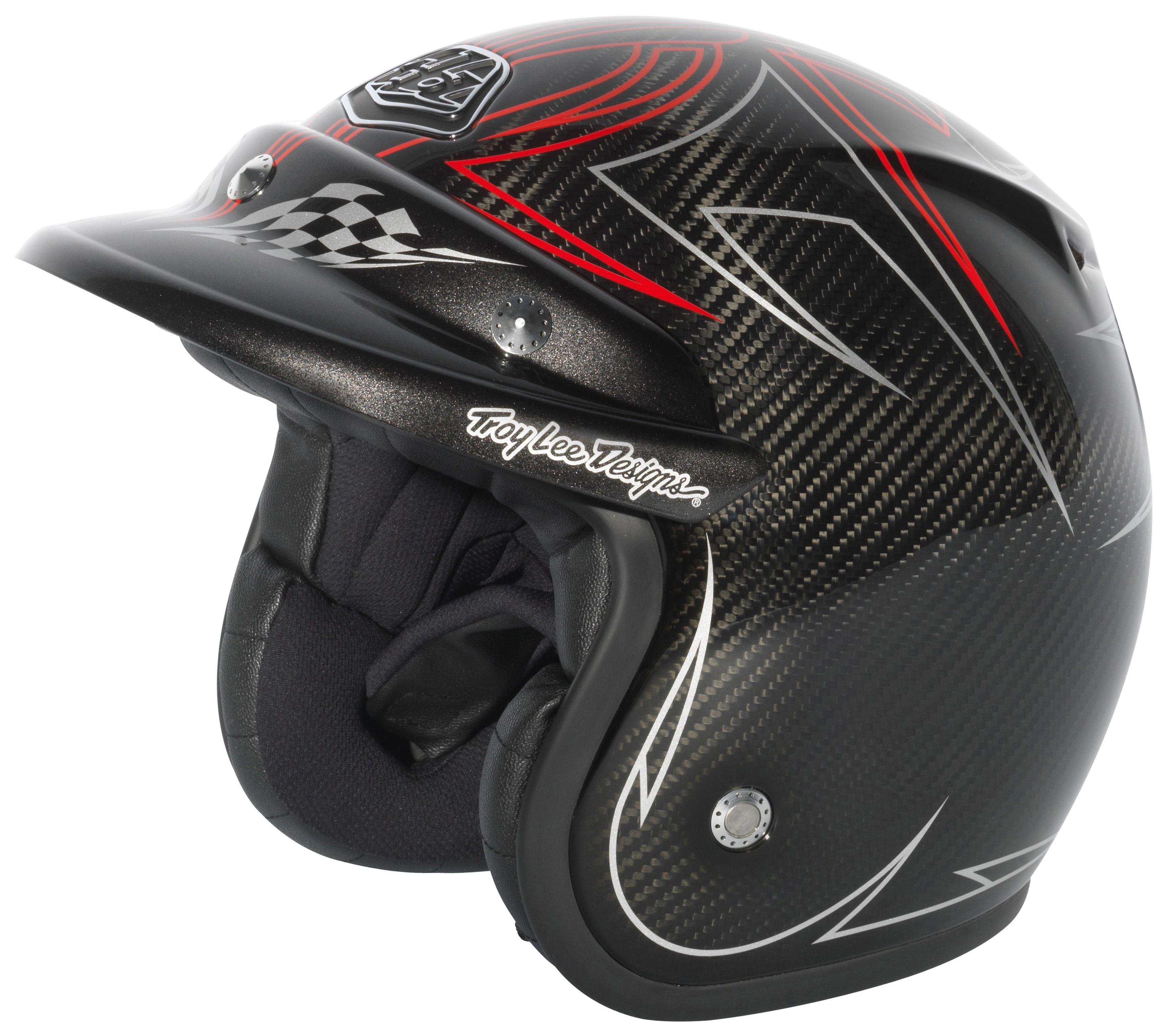 Bell Racing Helmets >> Troy Lee Open Face Helmet - Cycle Gear