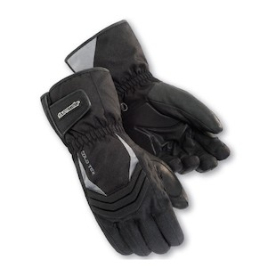 Tour Master Cold-Tex 2.0 Women's Gloves (Color: Black / Size: LG) 795643