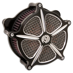 Roland Sands Venturi Speed 5 Air Cleaner For Harley Big Twin 1993-2017 (Finish: Contrast Cut) 871485