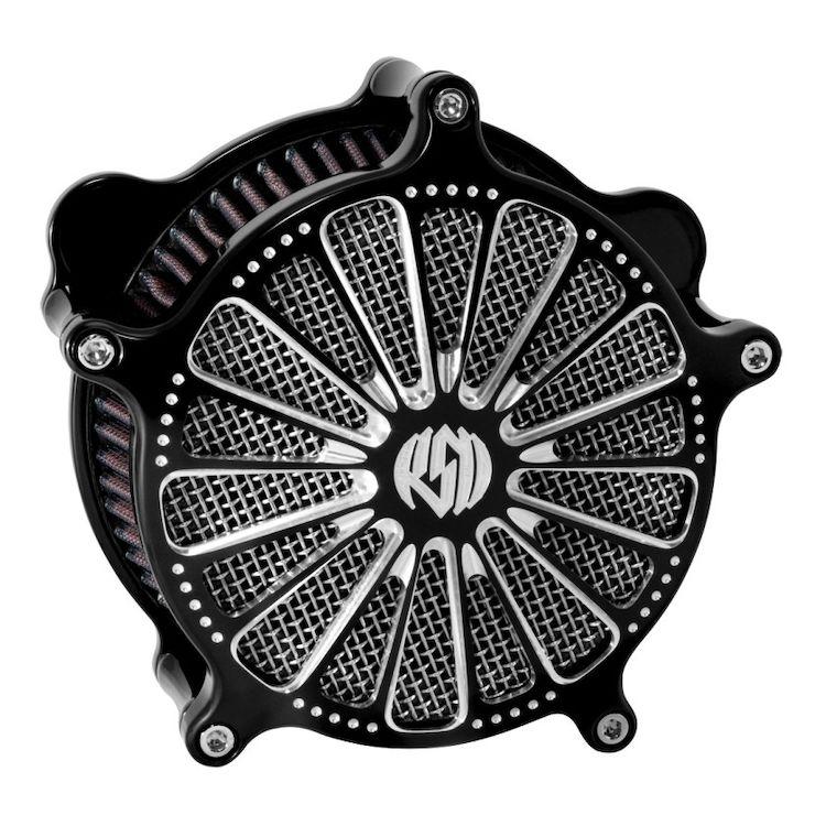 Roland Sands Venturi Domino Air Cleaner For Harley Sportster 1991-2018