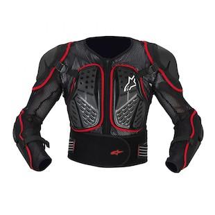 Alpinestars Bionic 2 Protection Jacket (Color: Black/Red / Size: XL) 303622