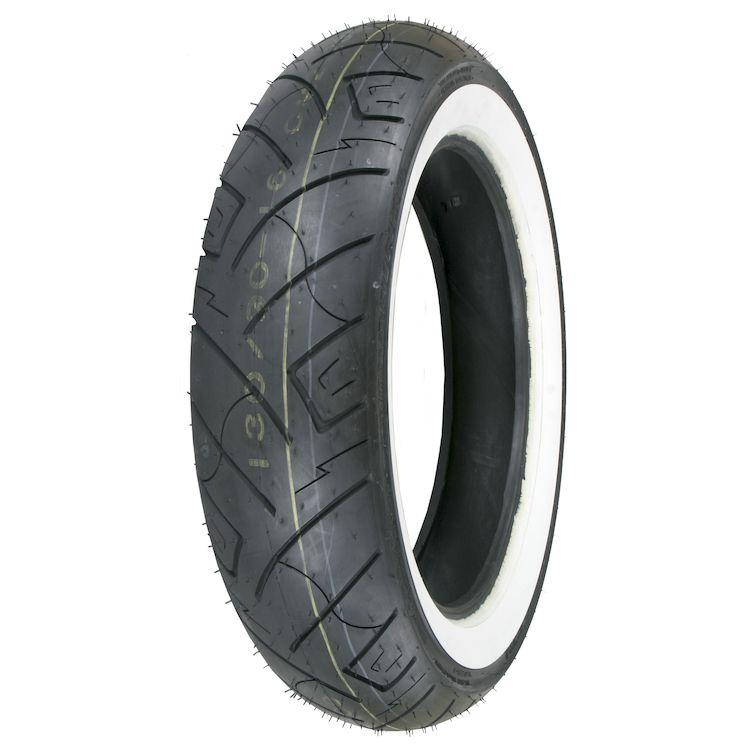 Shinko 777 White Wall Cruiser Tires