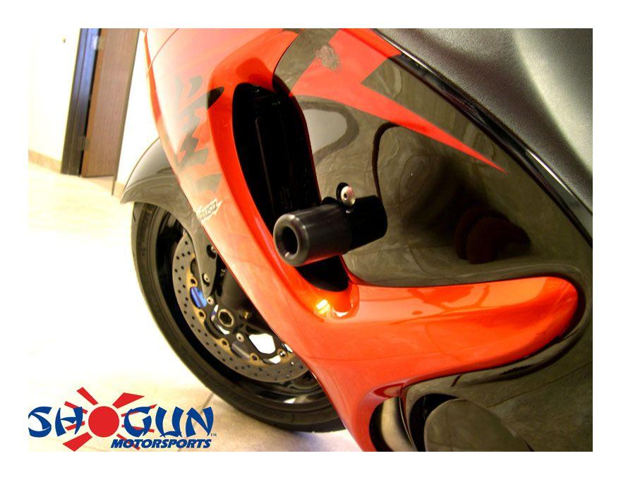 Shogun Frame Sliders Suzuki Hayabusa Gsx1300r 2008 2019