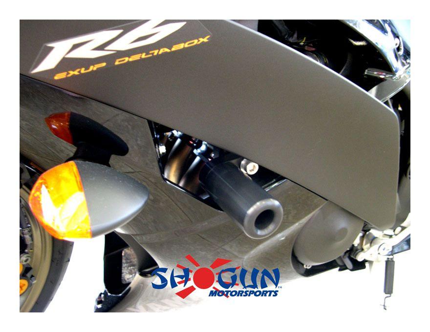 Shogun Frame Sliders Yamaha R6 2008-2016 - Cycle Gear
