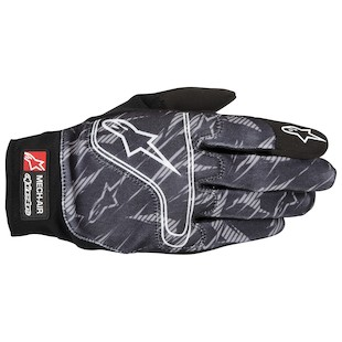 Alpinestars Mech Air Gloves (Color: Grey / Size: MD) 880696