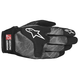 Alpinestars Mech Pro Gloves (Color: Black/Grey / Size: XL) 880704