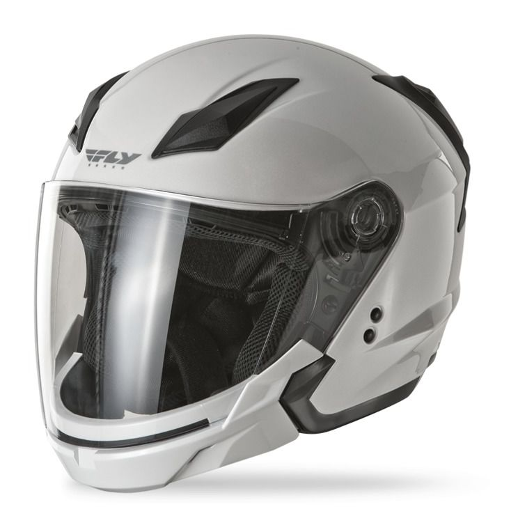 Fly Racing Tourist Replacement Helmet Face Shield Smoke