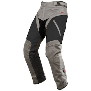 Alpinestars Andes Drystar Pants (Color: Grey/Black / Size: 3XL) 880889