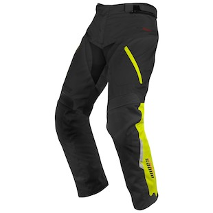 Alpinestars Andes Drystar Pants (Color: Black/Flo Yellow / Size: 2XL) 880881