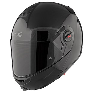 Speed and Strength SS1700 Solid Speed Modular Helmet (Color: Black / Size: MD) 876321