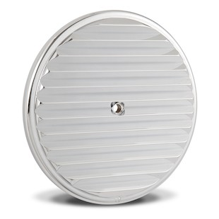 Arlen Ness Stage 2 Big Sucker Air Cleaner Kit For Harley Sportster 1988-2018 (Material: Stainless Jacketed Air Filter / Type: Retro Billet Aluminum Cover) 878100