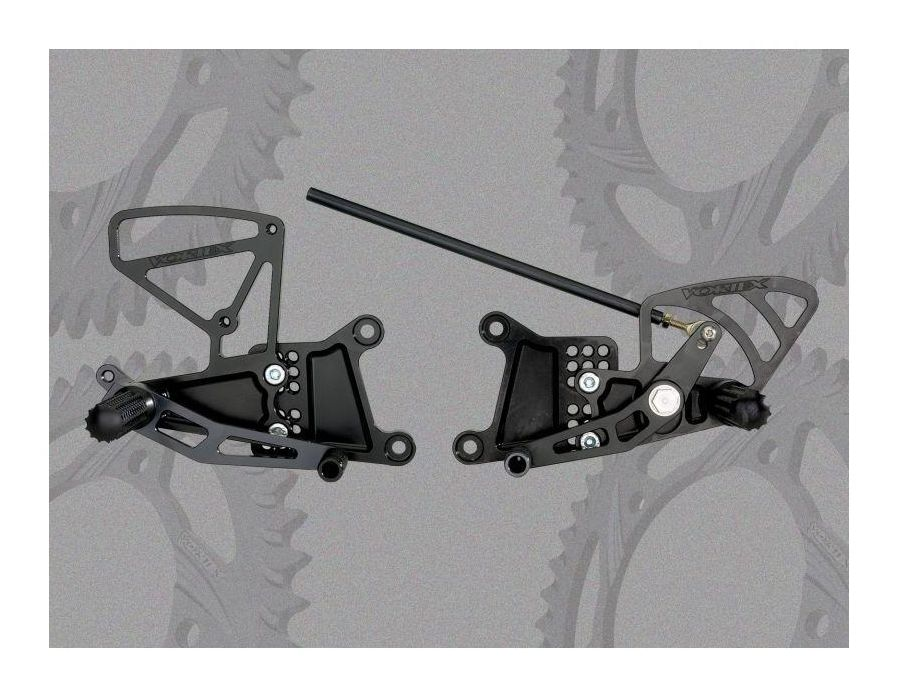Yamaha R Vortex Rearsets