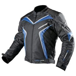 AGV Sport Sniper Jacket (Color: Black/Blue / Size: MD) 883150