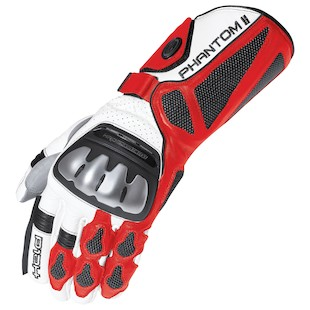 Held Phantom II Gloves (Color: White/Red / Size: 11) 882529