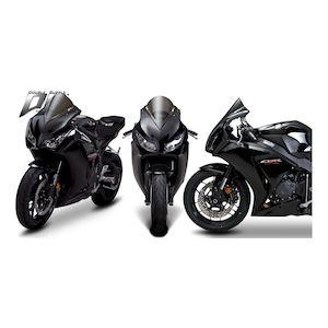 Motorcycle Windshield Windscreen Double Bubble for Honda CBR 1000RR 2004-2007 ha