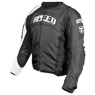 Speed and Strength Top Dead Center Jacket (Color: Black / Size: LG) 884689