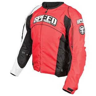 Speed and Strength Top Dead Center Jacket (Color: Red / Size: XL) 884696