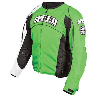 Speed and Strength Top Dead Center Jacket (Color: Green / Size: XL) 884706