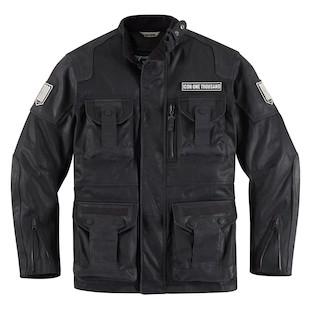 Icon 1000 Beltway Jacket (Color: Black / Size: LG) 886802