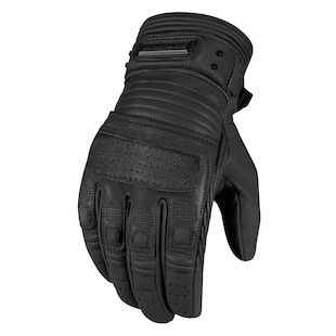 Icon 1000 Beltway Gloves (Color: Black / Size: MD) 887026