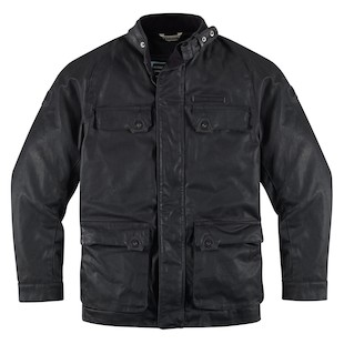 Icon 1000 Akorp Jacket (Color: Black / Size: SM) 886837