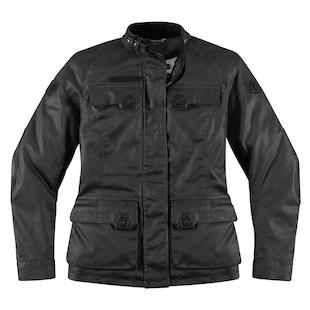 Icon 1000 Akorp Women's Jacket (Color: Black / Size: XS) 886904
