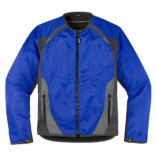 Icon Anthem Mesh Jacket (Color: Blue / Size: MD) 886776