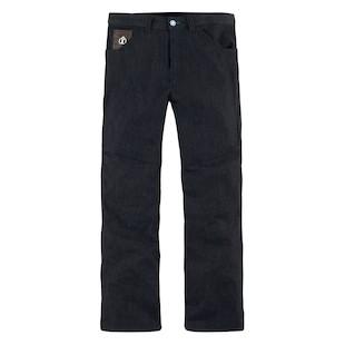 Icon Hooligan Denim Pants (Color: Blue / Size: 34) 886875