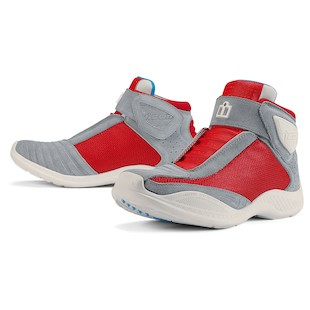 Icon Tarmac 2 Boots (Color: Red / Size: 11.5) 887232