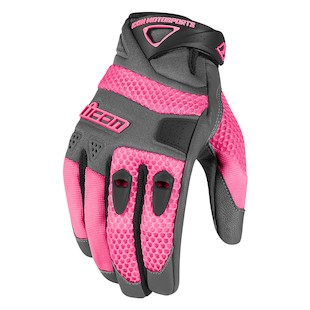 Icon Anthem Women's Gloves (Color: Pink / Size: SM) 887140