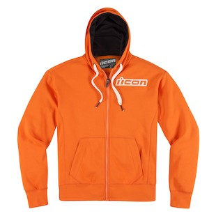 Icon Upper Slant Hoody (Sizes SM Only) (Color: Orange / Size: SM) 887014