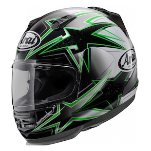 Arai Defiant Asteroid Helmet (Size 2XL Only) (Color: Green / Size: 2XL) 886185