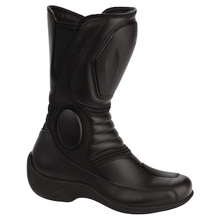 Dainese Siren D-WP C2 Women's Boots (Color: Black / Size: 37) 887589