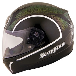 Scorpion EXO-R410 Fantasy II Helmet (Color: Black/Chameleon / Size: SM) 887801
