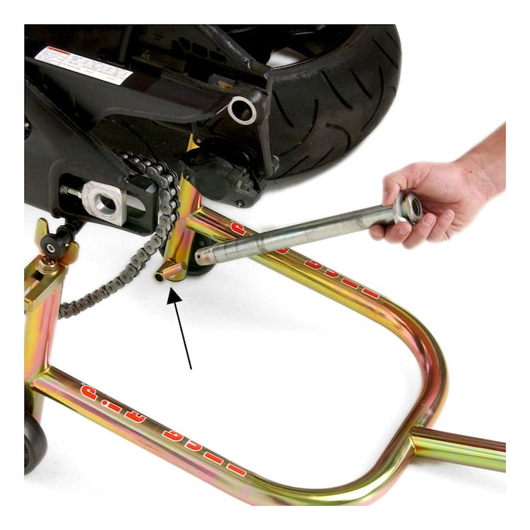Pit Bull Rear/Front Stand Axle Holder
