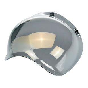 Biltwell Bubble Face Shield (Color: Gold Mirror) 890000
