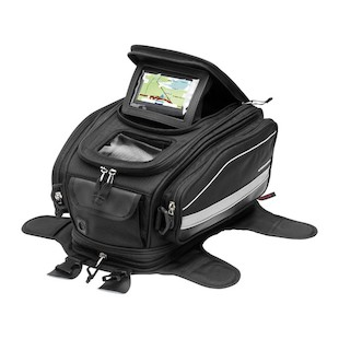 Firstgear Laguna GPS Tank Bag (Color: Black) 819426