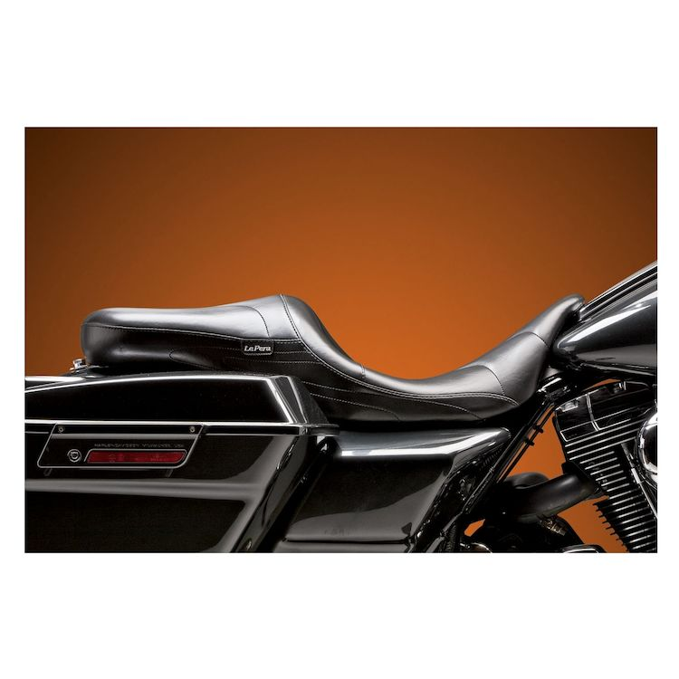 Le Pera Sorrento Seat For Harley Touring 2008-2018