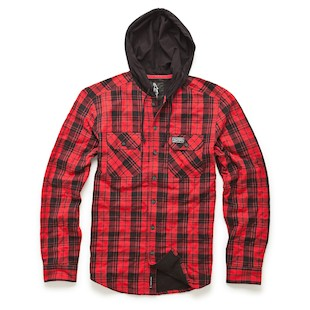 Alpinestars Breed Long Sleeve Shirt (Color: Red / Size: XL) 844891